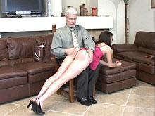 The spankings continue