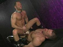 Leather Sessions - Scene 1