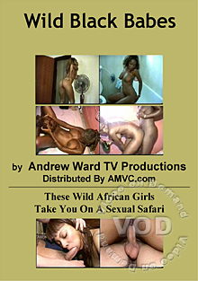 Wild Black Babes Box Cover