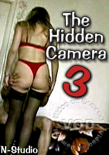 The Hidden Camera 3 Box Cover