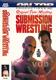 Submission Wrestling Box Cover