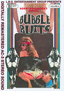 Bubble Butts Volume 6 Box Cover