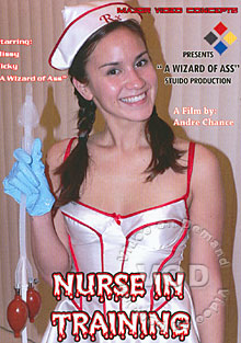 Nurse In Training Box Cover