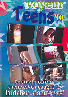 Voyeur Teens 40 Box Cover