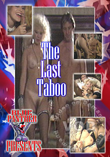 The Last Taboo Box Cover