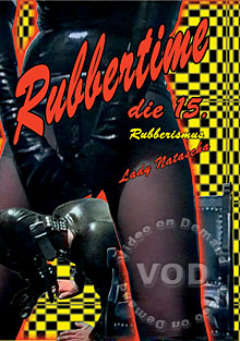 Rubbertime Die 15 Box Cover