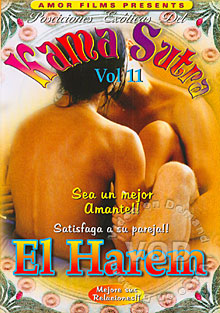 Kama Sutra Vol. 11 - El Harem Box Cover