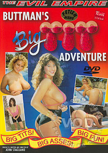Buttman's Big Tit Adventure Box Cover