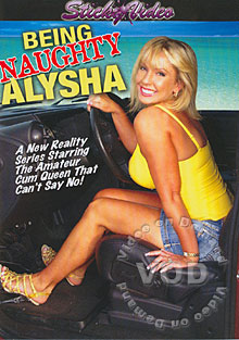 Being Naughty Alysha Box Cover