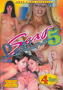 Sexo Latina 5 Box Cover