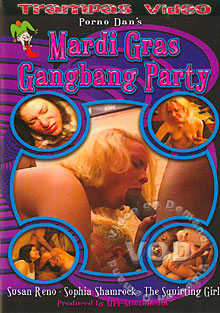 Mardi Gras Gangbang Party Box Cover