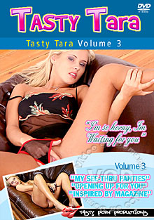 Tasty Tara 3 Box Cover