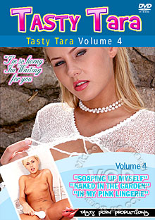 Tasty Tara 4 Box Cover