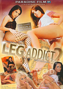 Leg Addict 2 Box Cover