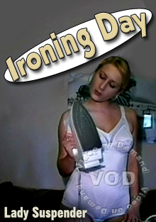 Ironing Day Box Cover