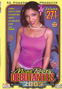 More Dirty Debutantes Volume 271