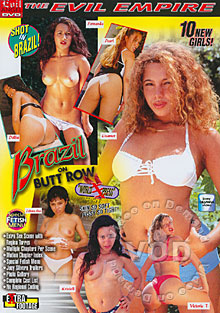 Brazil On Butt Row Box Cover
