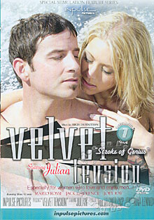 Velvet Tension Volume 1 Box Cover