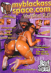 Myblackassspace.com Version 2.0 Box Cover