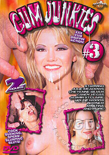 Cum Junkies #3 Box Cover