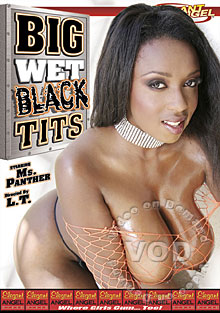Big Wet Black Tits Box Cover