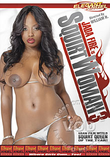 Jada Fire Is SquirtWoman 3 Box Cover