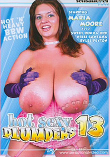 Hot Sexy Plumpers 13 Box Cover