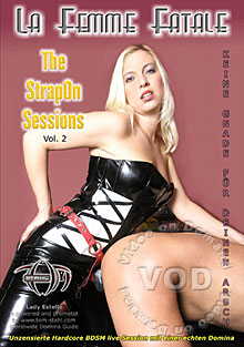 La Femme Fatale - The Strapon Sessions Vol. 2 Box Cover