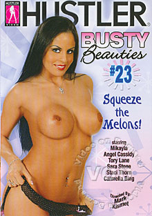 Busty Beauties #23 - Squeeze The Melons!