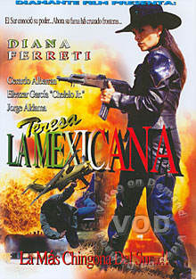 Teresa La Mexicana Box Cover