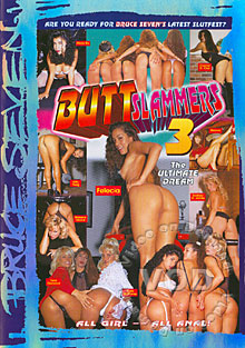 Butt Slammers 3 Box Cover