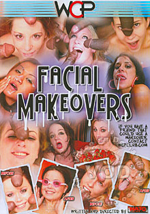 Facial Makeovers Box Cover