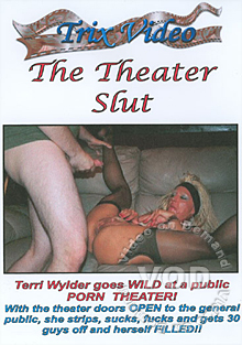 The Theater Slut Box Cover