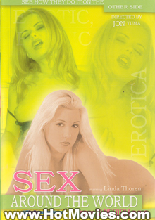 Sex Around The World - Sexy Swedish Girls Box Cover