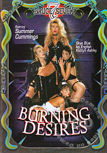 Burning Desires Box Cover