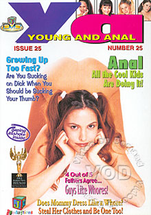 Young And Anal Number 25