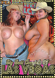 Big Butt Cowgirls Of Las Vegas Box Cover