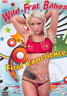 Wild Frat Babes - First Experience Box Cover