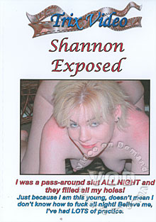 Shannon Exposed Box Cover