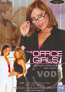 The Office Girls Box Cover