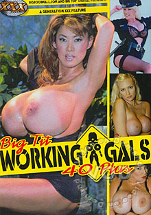 Big Tit Workin Gals 40 Plus Box Cover