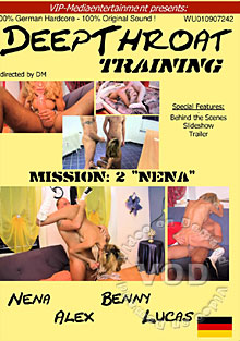 Deepthroat Training Mission 2 - Nena Box Cover
