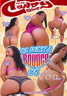 Ba Dunk A Bounce #6 Box Cover