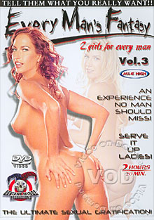 Every Man's Fantasy Vol. 3 - 2 Girls For Every Man