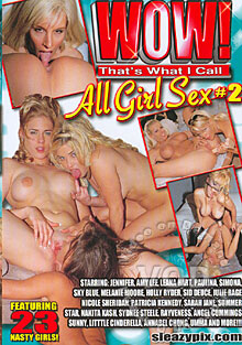 Wow! That's What I Call All Girl Sex #2