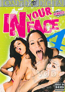 In Your Face 4 Box Cover