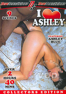 I Love Ashley Box Cover
