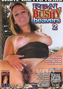 Real Bushy Beavers 2 Box Cover