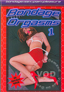 Bondage Orgasms 1 Box Cover