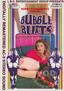 Bubble Butts Volume 12 Box Cover